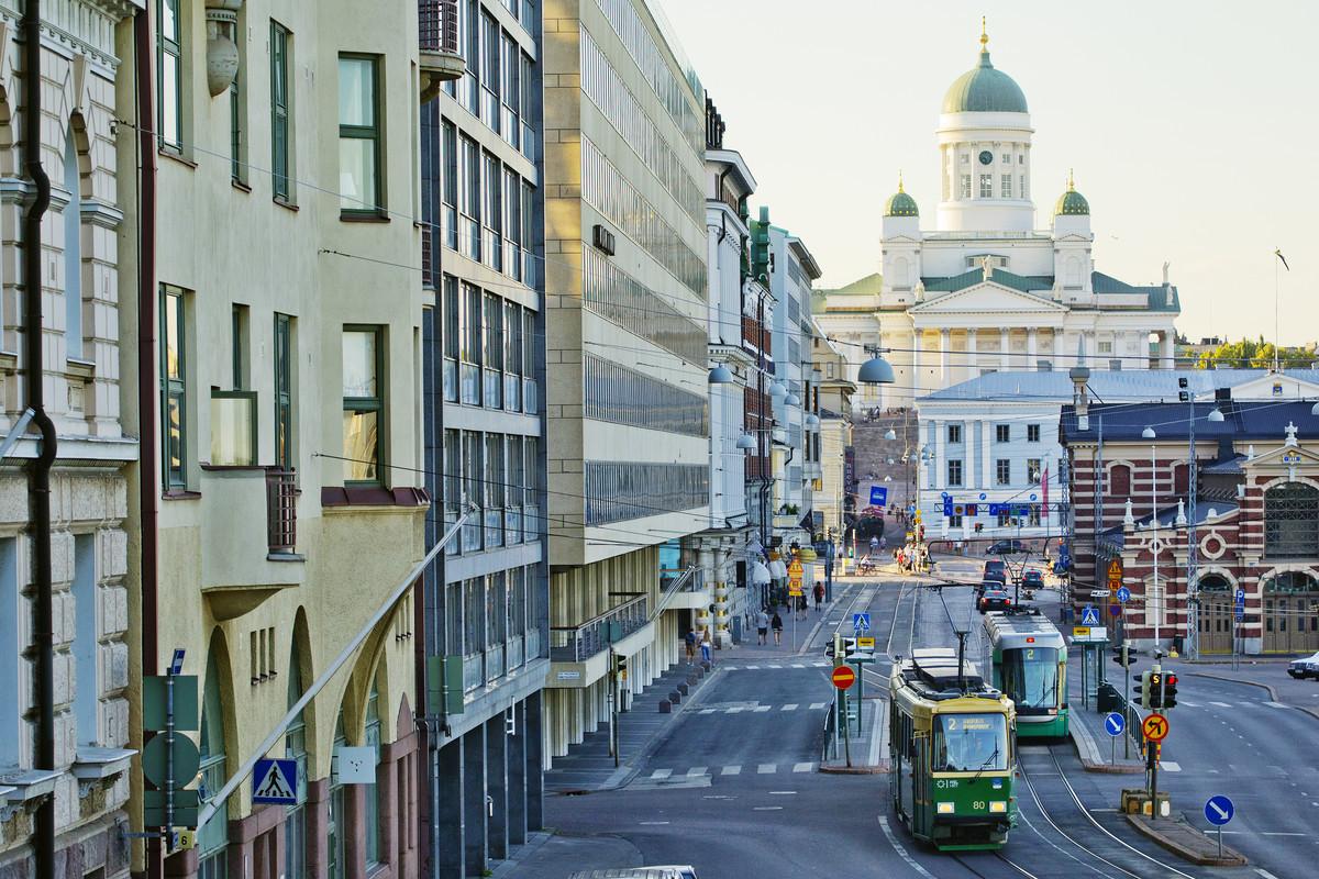 Helsinki, Suomen pääkaupunki